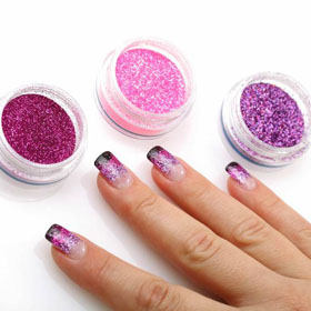 Sweet Color Acrylic Powder Excellent Acrylic Nails Products